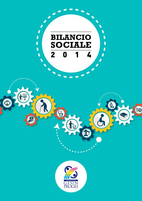 Bilancio Sociale 2014 Gesin Proges, Io Sono Socio Proges
