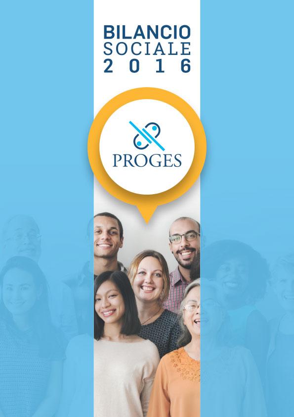 Bilancio Sociale 2016 Proges, Io Sono Socio Proges