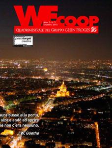 WEcoop n°3 Dic. 2015, Io Sono Socio Proges