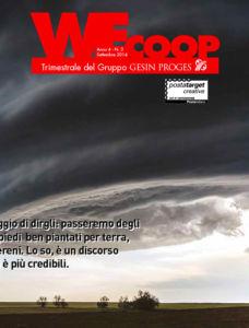 WEcoop n°3 Sett. 2014, Io Sono Socio Proges
