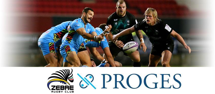 Zebre Rugby 2020 Convenzione Io sono Socio Proges