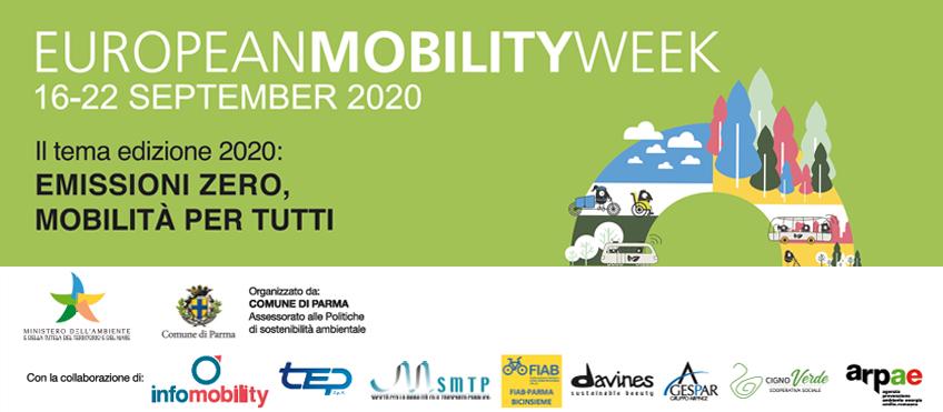 Settimana Europea Mobility 2020, Io Sono Socio Proges